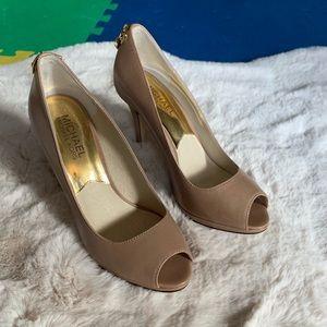 Micheal Kors high heel shoes